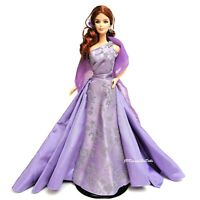 2003 Limited Edition Barbie Treasure Hunt Redhead Lavender Collector Doll