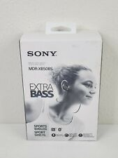 Sony MDR-XB50BS Wireless Bluetooth In Ear Headphones - Black New Sealed Box