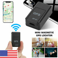 GF07 Magnetic Mini GPS Real Time Car Locator Tracker GSM/GPRS Tracking Device US