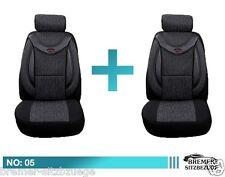 Mercedes B Klasse W245 Maß Schonbezüge  Sitzbezüge Fahrer & Beifahrer 05