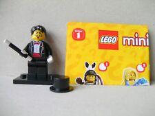 Lego 8683 Sammel Minifigur Serie 1 Nr. 9 Magier Zauberer unbespielt Vitrine
