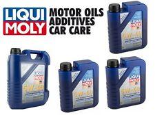 8 Liters Liqui Moly LEICHTLAUF HIGH TECH 5w40 Synthetic Engine Motor Oil For BMW