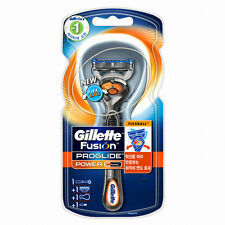 [Gillette] Fusion ProGlide Power Razor with Flexball - 1Razor+1Blade+1Battery