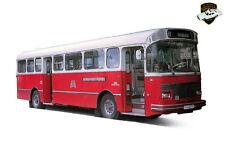BUS SAVIEM S105M 1969 - Autobus rouge CGFTE Bordeaux - 1/43 NOREV 530040