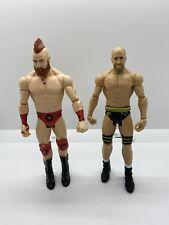 WWE Mattel Basic Sheamus Cesaro The Bar Wrestling Action Figure Lot