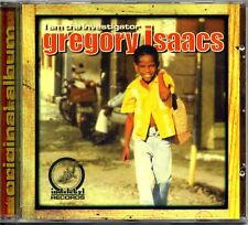 CD - GREGORY ISAACS - Iam the investigator