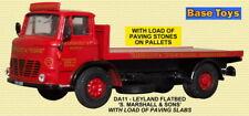 Marshall horse box-Reproduction Box par drrb MATCHBOX 1-75 #35a E.R.F