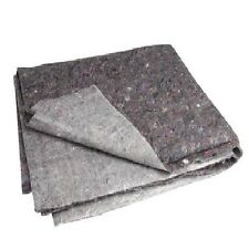 1 x Stair Runner Dust Sheet Stair /Hall Cover Decorating Anti Slip Fleece 747697