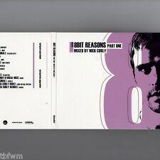 Nick Curly - 8bit reasons-CD mixed-tech house minimal