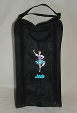 Personalised Highland Dance Shoe Bag - Embroidered