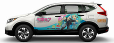 Manga Hatsune Miku Anime Girl Cute Car Graphics Decal Vinyl Sticker Both Sides