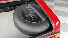 Roue De Secours Capot Mercedes Benz w113 Pagode Cuir Synthétique Noir