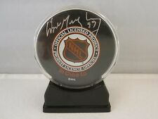 VINTAGE WAYNE GRETZKY SIGNED LA KINGS 30TH ANNIVERSARY HOCKEY PUCK - AUTHENTIC