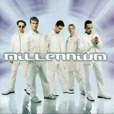 BACKSTREET BOYS	Millennium French Promo Album CARD SLEEVE	CD	Jive	1999	France