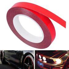 2cmx5m Car Reflective Body Self-Adhesive Glow in the Dark Tape Strip Sticker TW