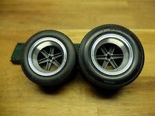Tamiya Matra MS11, 1/12, CNC machined wheels, detail parts