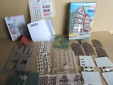 941K Kibri B-6820 Houses to Zirz63964 Fritzlar Model to Mount Z 1:220