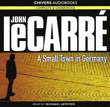 A Small Town in Germany: by John le Carre - Unabridged Audiobook - 12CDs