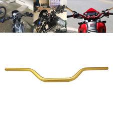 """Gold 1 1/8"""" 28MM Handlebar Handle Fat Bar For Suzuki DR 100 125 200 250 350 650"""
