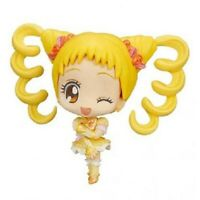 *B2975-3 Deformister Petit Figure Pretty Cure Precure All Stars Cure Lemonade