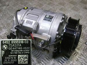 BMW G11 G30 G05 G15 F10 F15 Klimakompressor Kompressor Klimaanlage 9890655 25km!