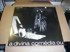 LP:  OS MUTANTES - A Divina Comedia Ou Ando Meio...  IMPORT BRAZIL PSYCH REISSUE