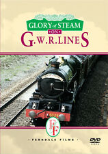 Glory of Steam on G.W.R Lines DVD