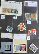 Portugal Early Used Selection On Cards Mostly Sound W/Cancel Interest (C)