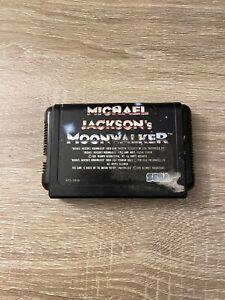 Michael Jackson's Moonwalker- Sega Mega Drive Japanese Import JP JAP NTSC