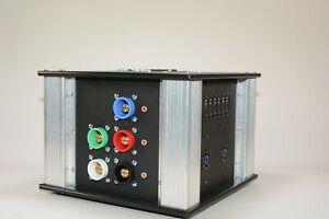 NEW Non-Conductive Electrical Power Distro / Portable / Temporary Power L21-20
