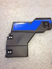 KAWASAKI PRO FXT 6 SEATER LEFT REAR DOOR 55020-0937-6Z BLUE HANDLE AND HINGES