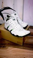 Diesel Retro Evelyn Casual Shoe WHITE/GREEN UK8 EU41 (RARE)