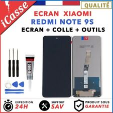 Ecran complet Xiaomi Redmi Note 9S + Tactile + OUTILS + COLLE