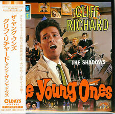 CLIFF RICHARD & THE SHADOWS-THE YOUNG ONES-JAPAN MINI LP CD BONUS TRACK C94