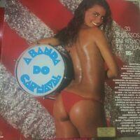 SEXY COVER Vinyl Record Lp brazil afro beat samba