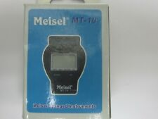 Meisel MT-10 clip-on metronome clock & timer-new'old stock' in box