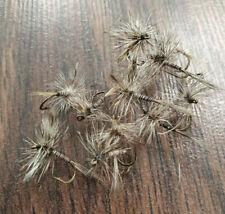 1 Dozen (12) Mosquito size 12 dry flies