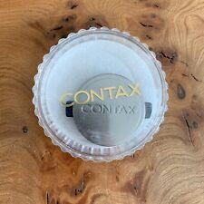 Contax T3 TVS TVS Ⅱ Compact Camera K-31 Metal Lens Cap