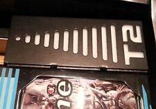 Terminator 2 T2 Pinball ACTIVE Shooter Lane Cover Mod BLACK