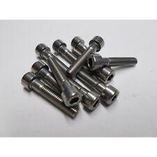 200 Inbus Zylinderkopfschrauben ISO 4762 8.8 schwarz M8x30
