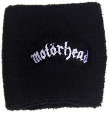 Ufficiale Motorhead-BIANCO LOGO TESTO-SWEATBAND