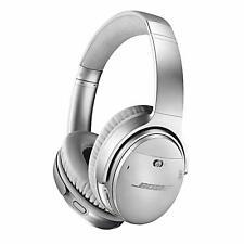 Bose QuietComfort 35 Series II Wireless Noise-Cancelling Headphones - Silver