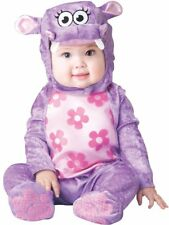 Huggable Hippo Toddler Baby Costume 6-12 Months