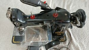 Classic PFAFF 130 Sewing Machine w/ Foot Pedal Made in Western-Germany Works
