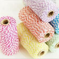 Packaging Rope Gifts Wrapping DIY Cotton Twine Rope Cord Wrapping String Q
