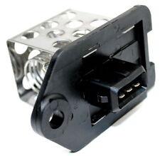 Citroen Peugeot Radiador Ventilador resistor Base Negra 0,8 Ohm Nuevo Genuino 1267e3