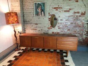 Vintage Teak Sideboard/Credenza
