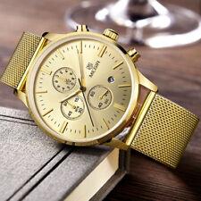 Montre Classique Top Qualité Homme Date Chronograph Etanche Men Watch