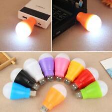 Tragbare Mini USB LED Ball Licht Lager Lampe for Laptop PC Schreibtisch Lesen