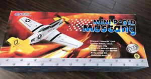 Ferngesteuertes Flugzeug, Mini - Mustang